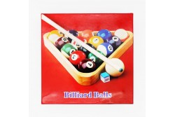 Billard Kugelset Standard 57,2 mm Pool