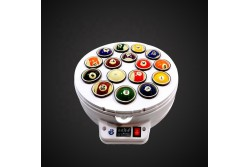 Billiard Balls Washing Machine Pool