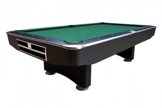 "Billiard Table ""Competition 9"" black Pool"