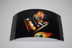 Billiards LED Wall Lamp