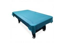 Покрывало для стола, винил, голубое