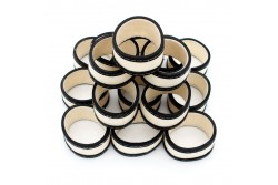 16 Stück /Set Wollringe für Kugelpoliermaschine  Ball-Reiniger, Pool