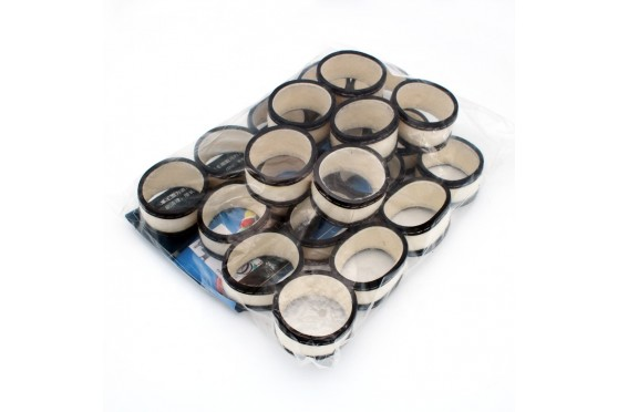 22 Stück /Set Wollringe für Kugelpoliermaschine  Ball-Reiniger, Snooker