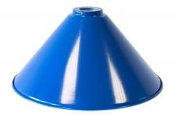Billard Billardleuchte Billardlampe Lampe Schirm Lampenschirm, Ersatzschirm blau