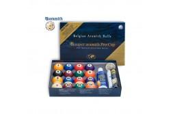 Billardkugeln-Set Aramith  Super Pro-Cup Value Pack  Pool 57,2 mm