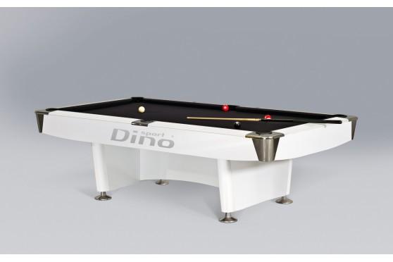 """Billardtisch """" DINO SPORT """" Pool, schwarz oder eiche , Tuchfarbe frei wählbar!"""