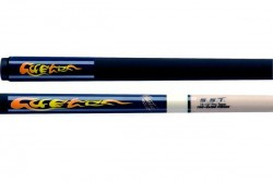 "Cue ""Cuetec Fire"", blue, 120cm, Pool"