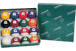"Billardkugel Ballsatz ""Aramith Premier""  57,2 mm Pool"