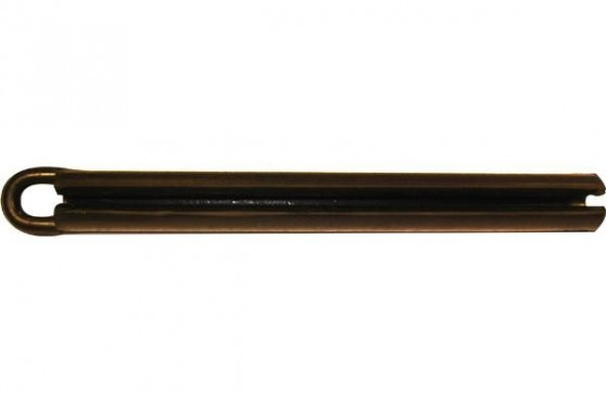 Rubber Cue holder, black
