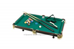 "Minibillard Tisch ""Fun"" , Pool"