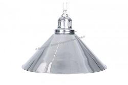 Lampen-Set, silber, Ø 35cm