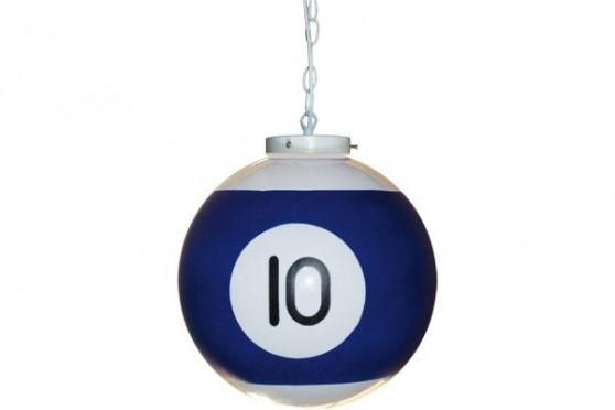 """Лампа-светильник """"10"""""""