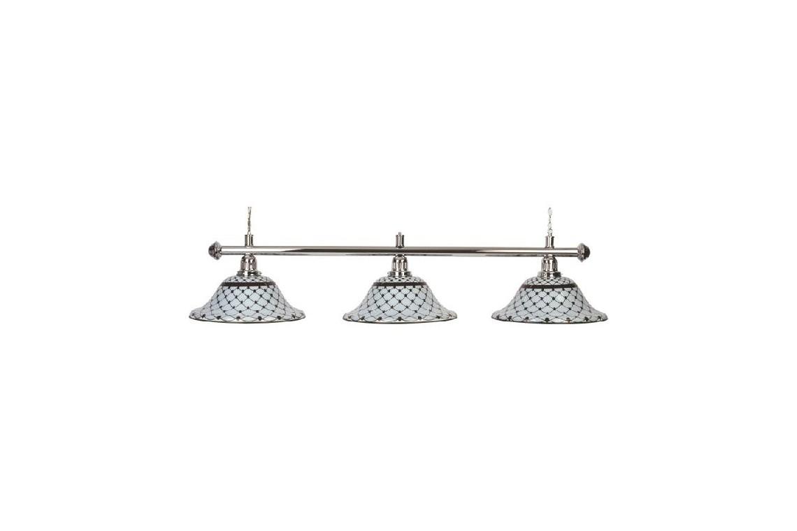"""Künstlerisch Lampe 3 Flammig Dekoration Von Lamp """"memory"""", White-black, Bells,"""