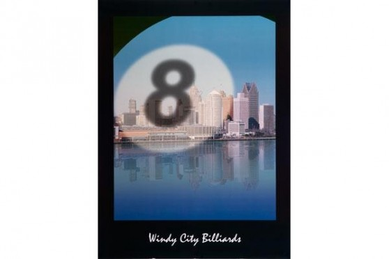 "постер ""Windy City Billiards"""