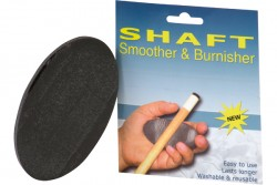 Shaft-Smoother & Burnisher