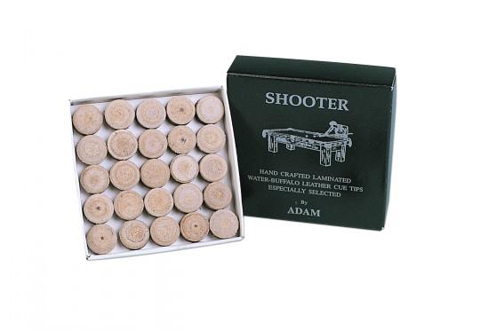 """Shooter"" Klebeleder, 6 schichten"