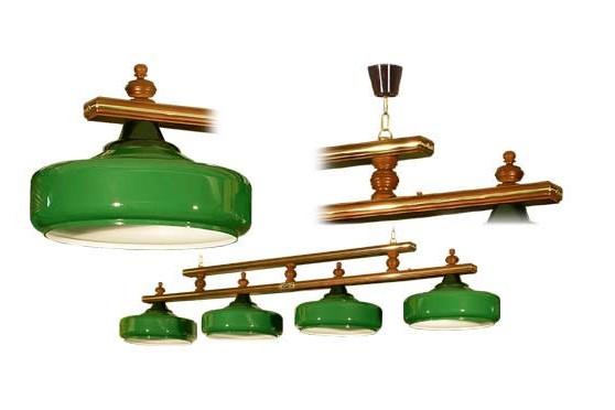"""Lampe """"Barcelona Deluxe """", grün"""