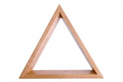 Triangle ,DKH1 solid wood 57,2 mm, Pool