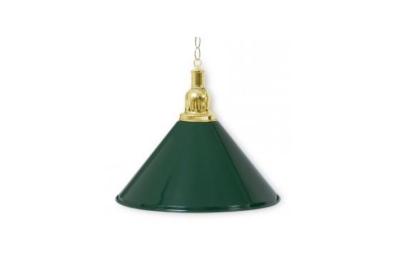 Лампа на один плафон D35 (зеленая)