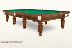 Billiard Table SIGNOR Pyramid