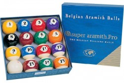 "Ball Set ""Super Aramith Pro "" 57,2 mm Pool"